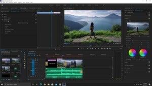 adobe premiere proscreenshot 1080p