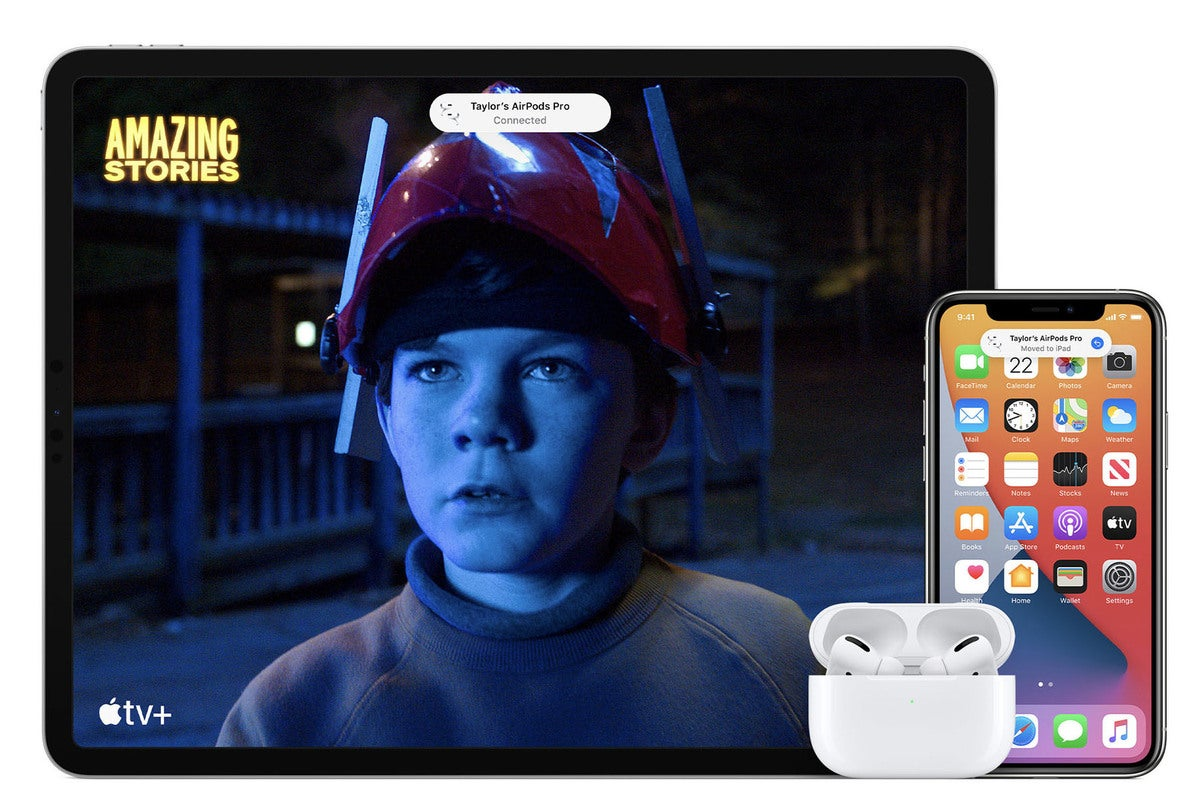 airpods device switching