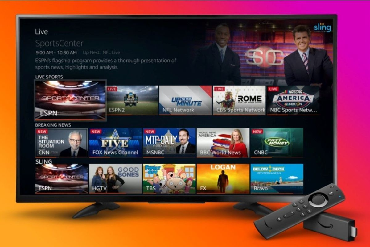 Amazon Fire Tv Adds Sling Tv Youtube Tv And Hulu Live Tv To Its Live Programming Guide Techhive