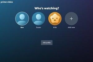 amazon prime video user profiles