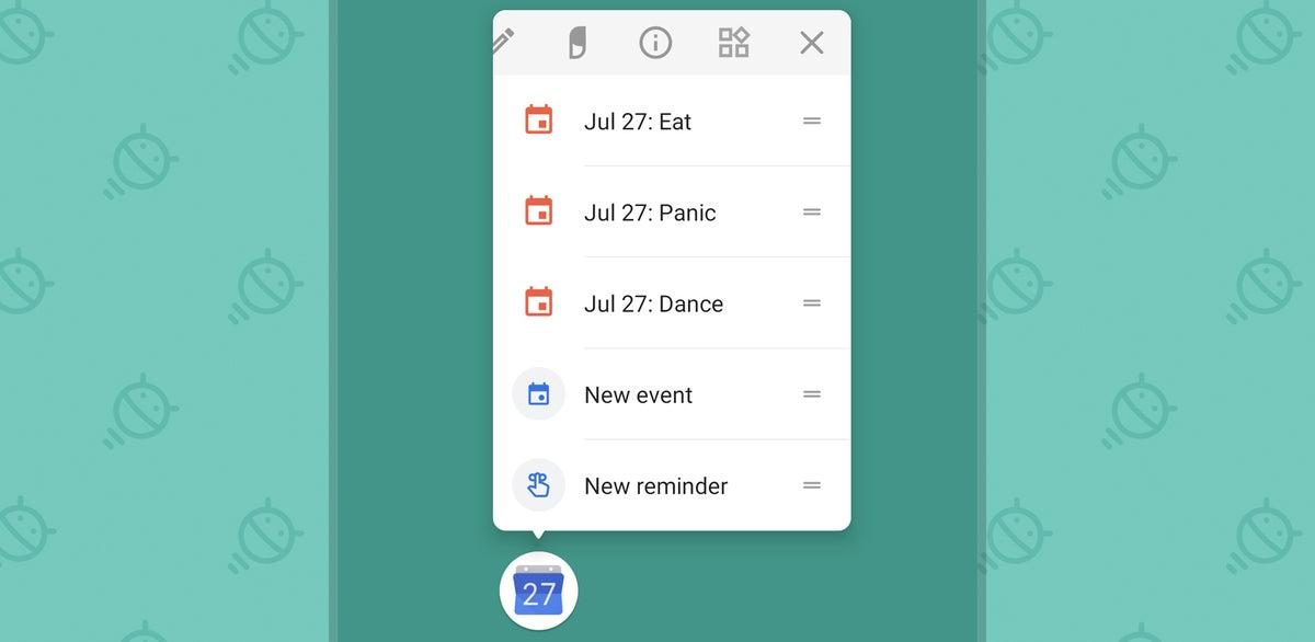 Accesos directos a aplicaciones de Android (3)