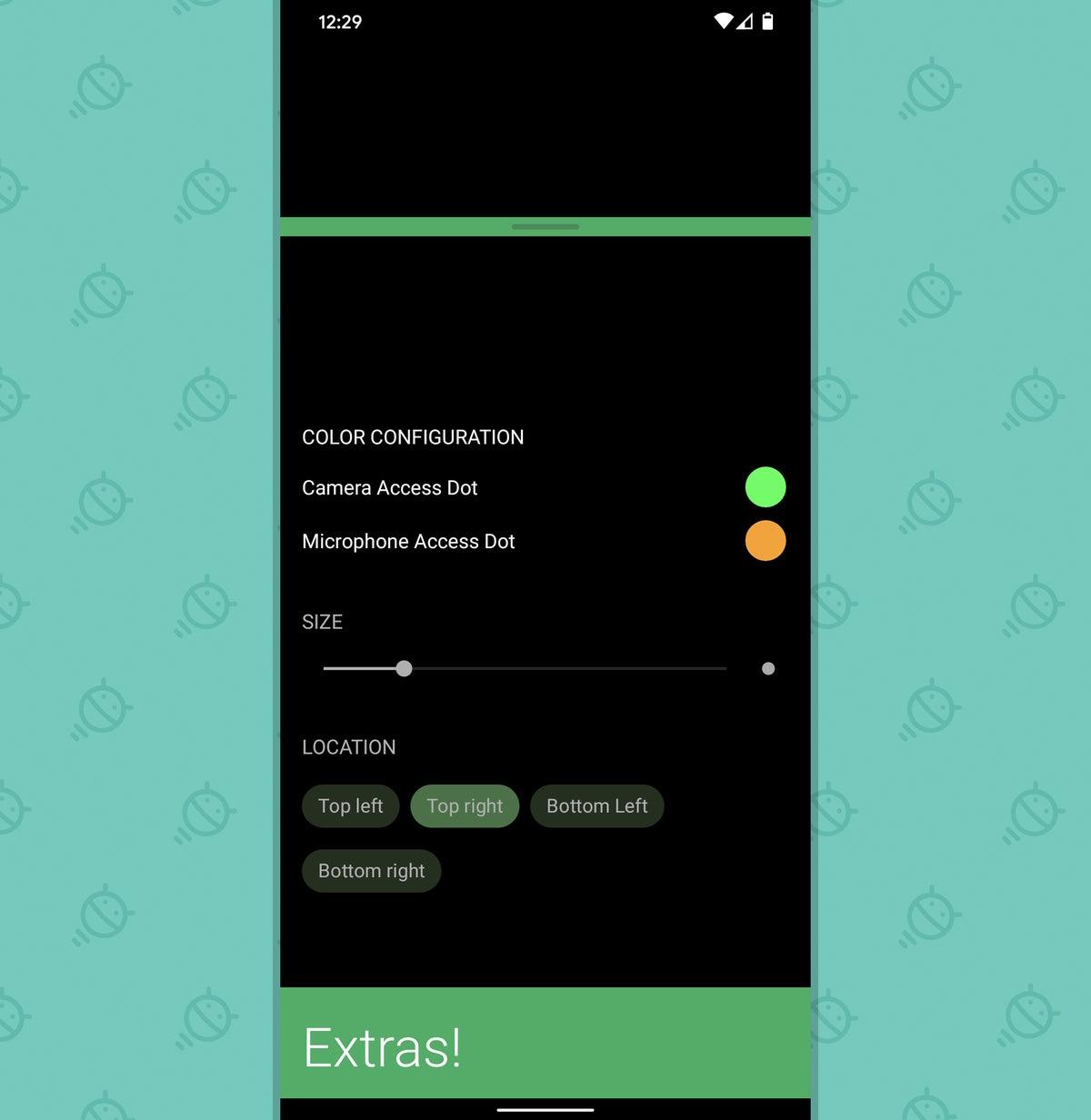 Privacidad de Android: puntos de acceso (4)