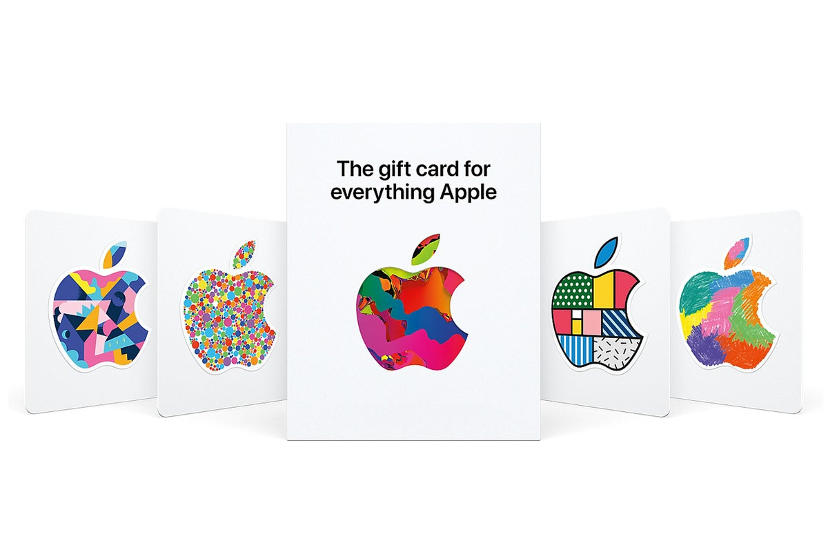 Apple S New Everything Gift Cards Could Mean The End Of Itunes Deals Macworld