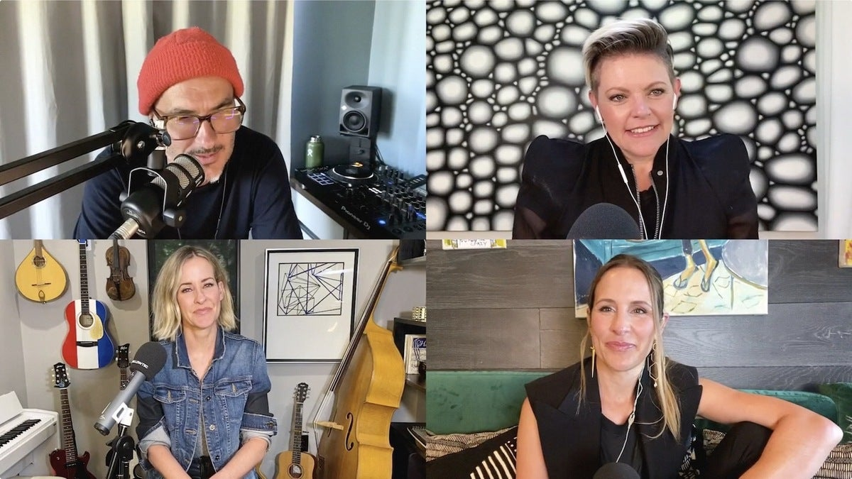 apple music gaslighter chicks interview