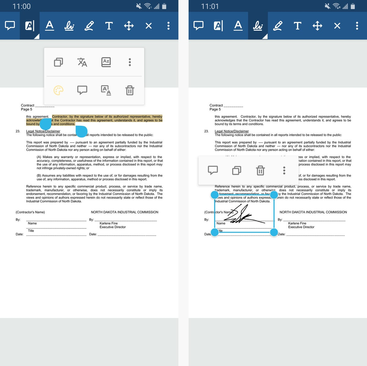 best android office apps 05 xodo pdf