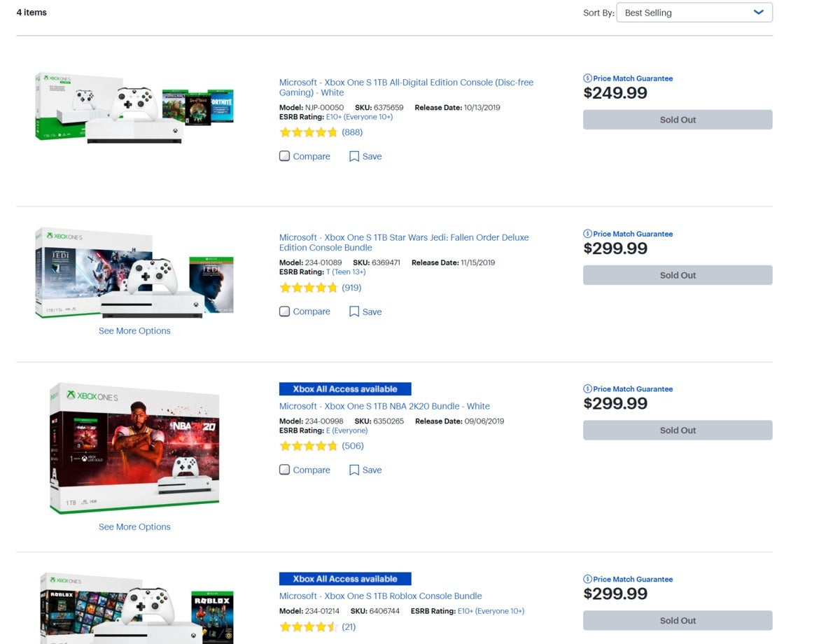 Xbox One S Roblox Bundle For Sale Microsoft Is Discontinuing The Xbox One X Techhive