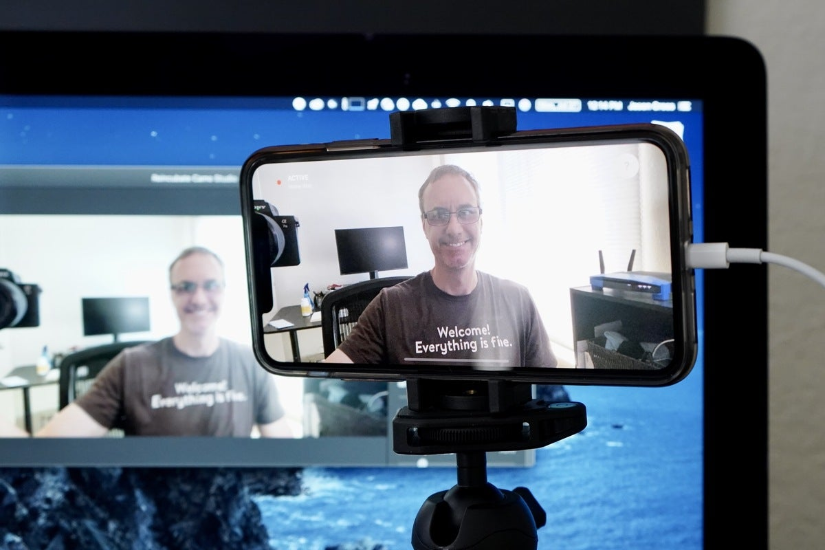 Camo review: Turn your iPhone into a stunningly capable Mac webcam