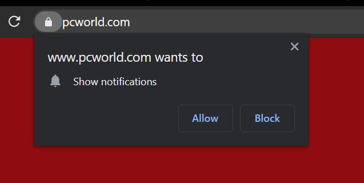 chrome notifications pcworld