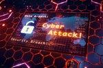 cyber attack alert / data breach