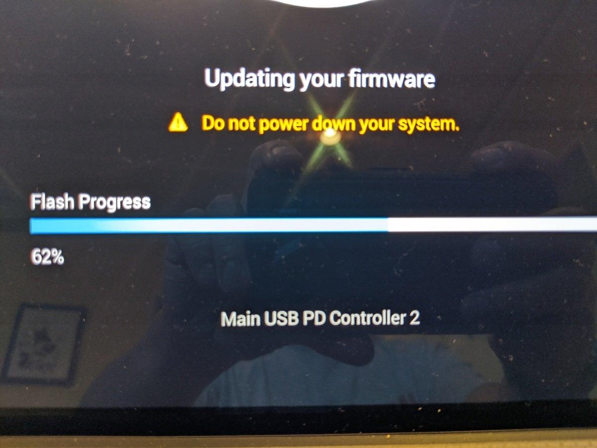 dell firmware update