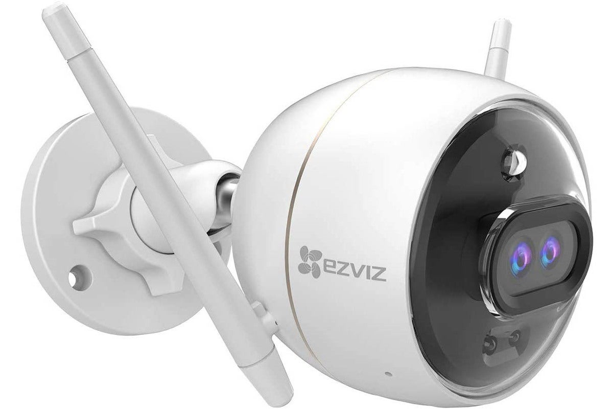 Ezviz C3x Outdoor Camera Review Great Camera Buggy Cloud Subscription Techhive