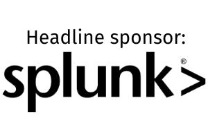 headline sponsor  splunk 1