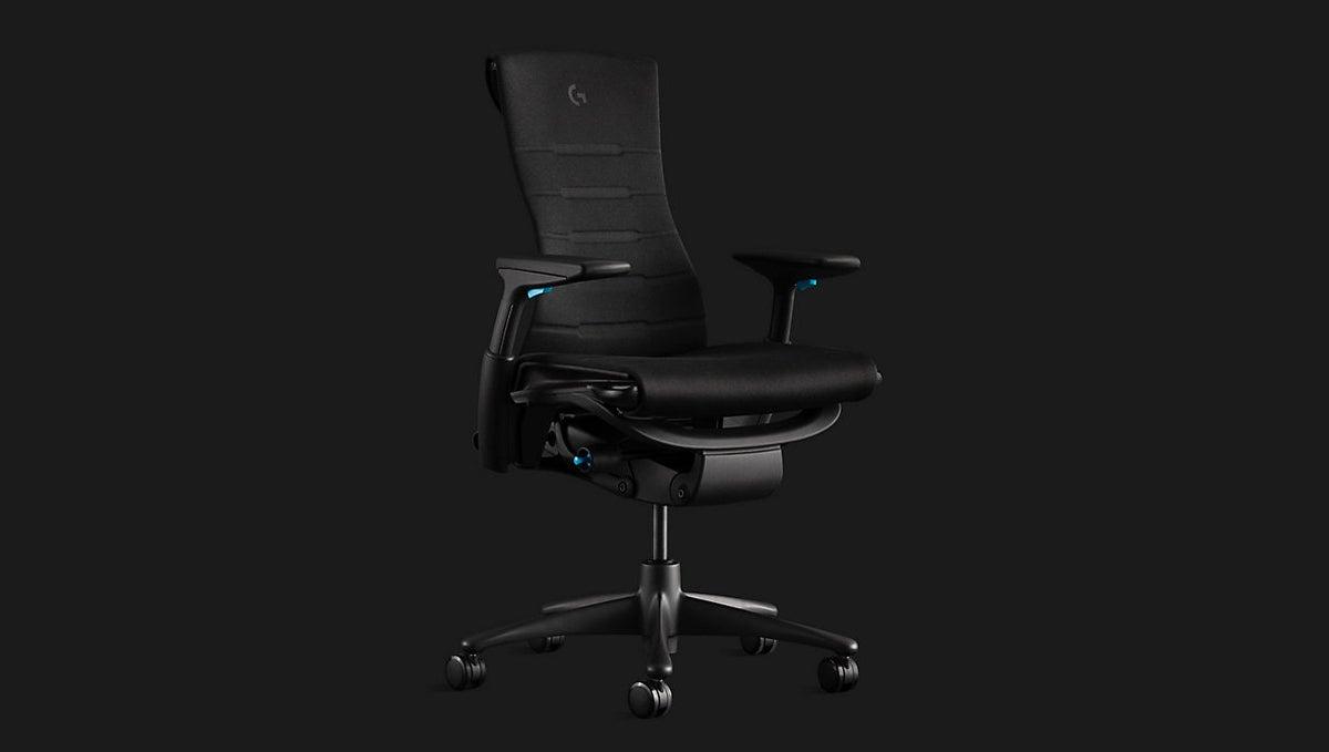 Logitech G x Herman Miller Embody chair