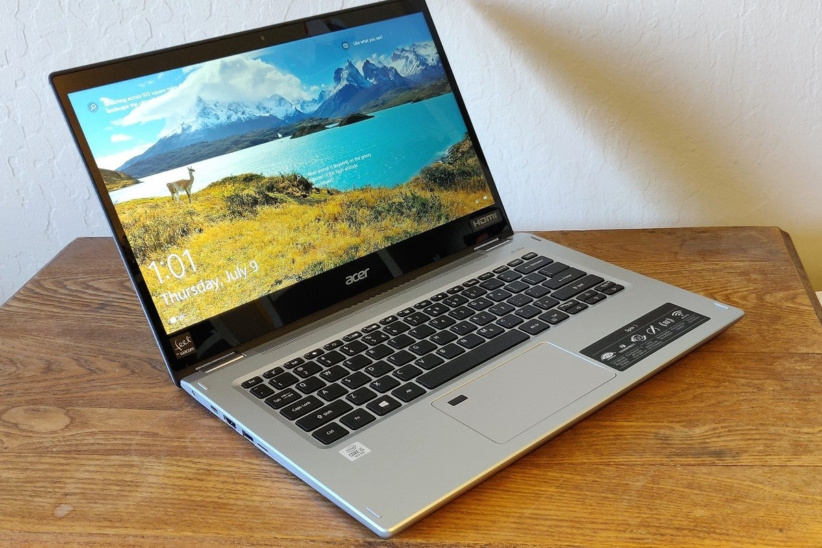 Acer Spin 3 SP314-54N-58Q7 primary