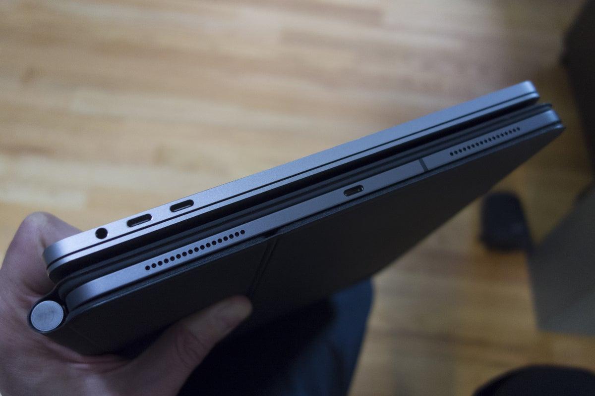 ipad pro macbook pro ports