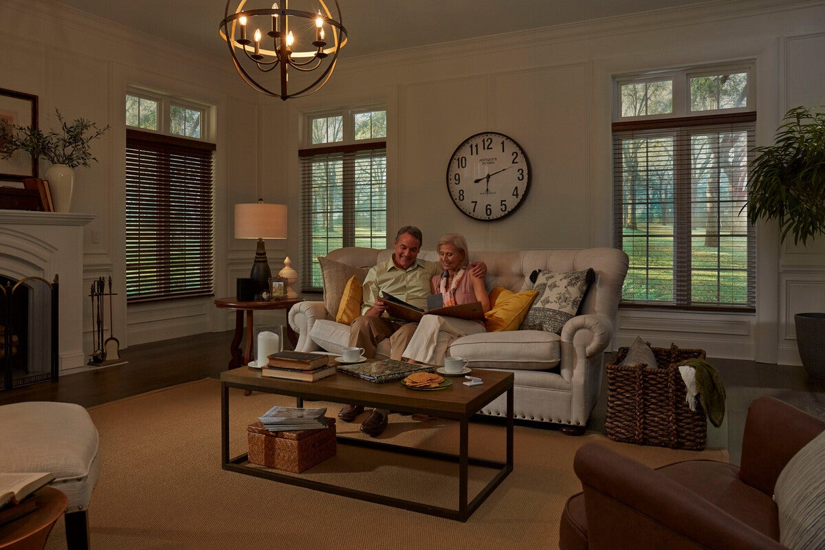 lutron serena smart wood blinds