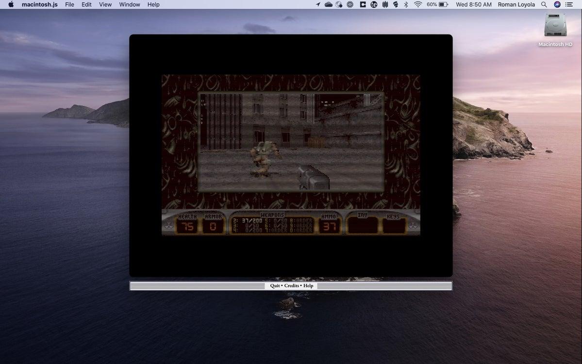 mac os 8 emulator duke nukem