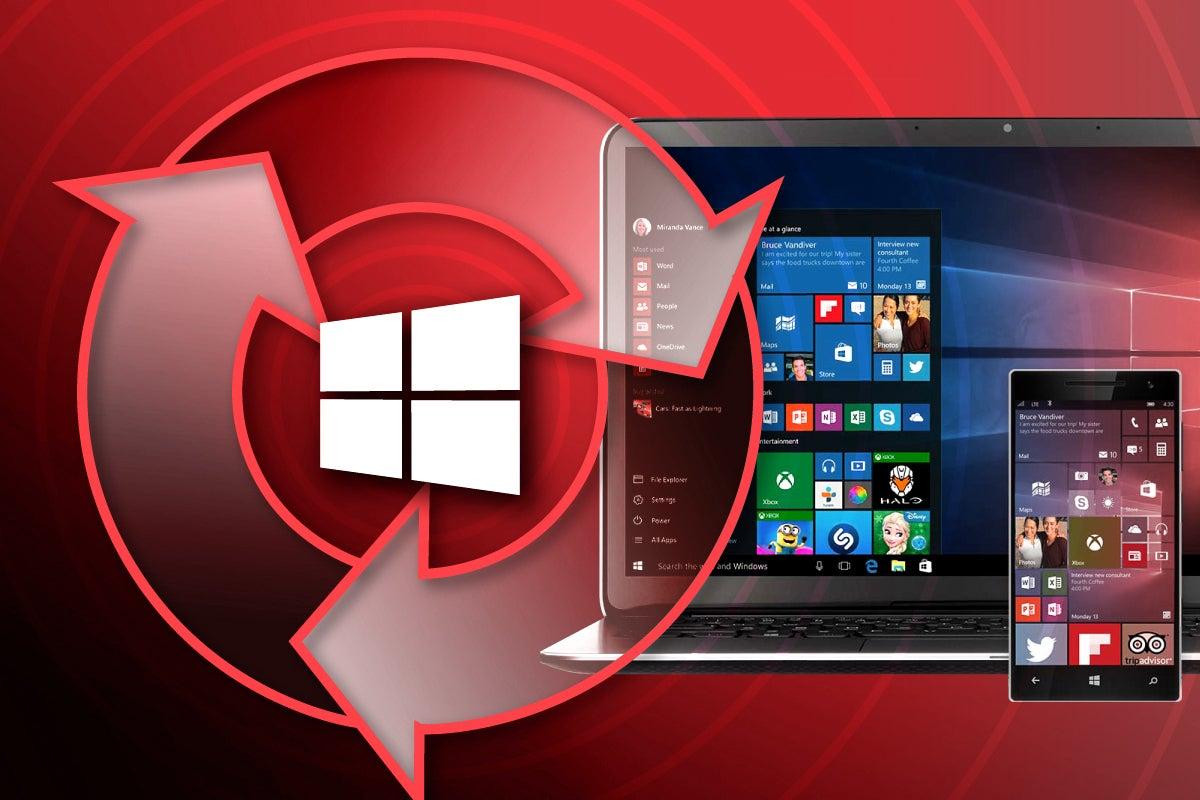 Microsoft bucks history, pegs Windows 10 21H1 as 'minor' upgrade