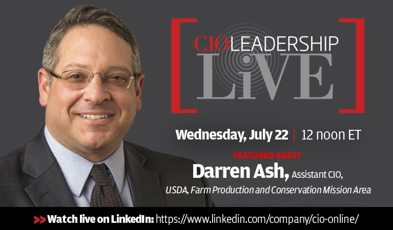 CIO Leadership Live, June 22