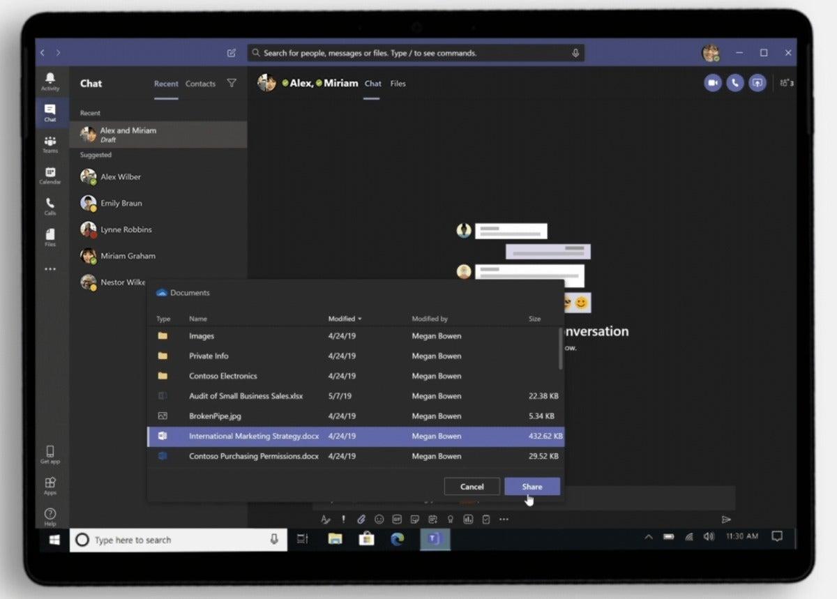 Microsoft onedrive teams
