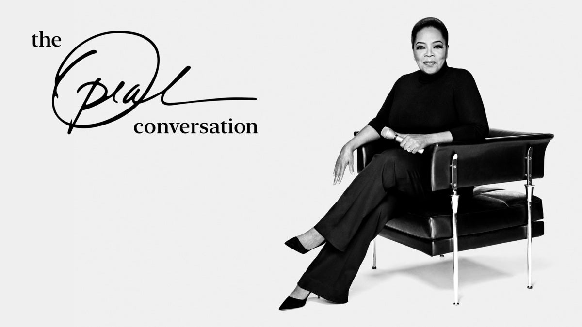oprah apple tv conversations
