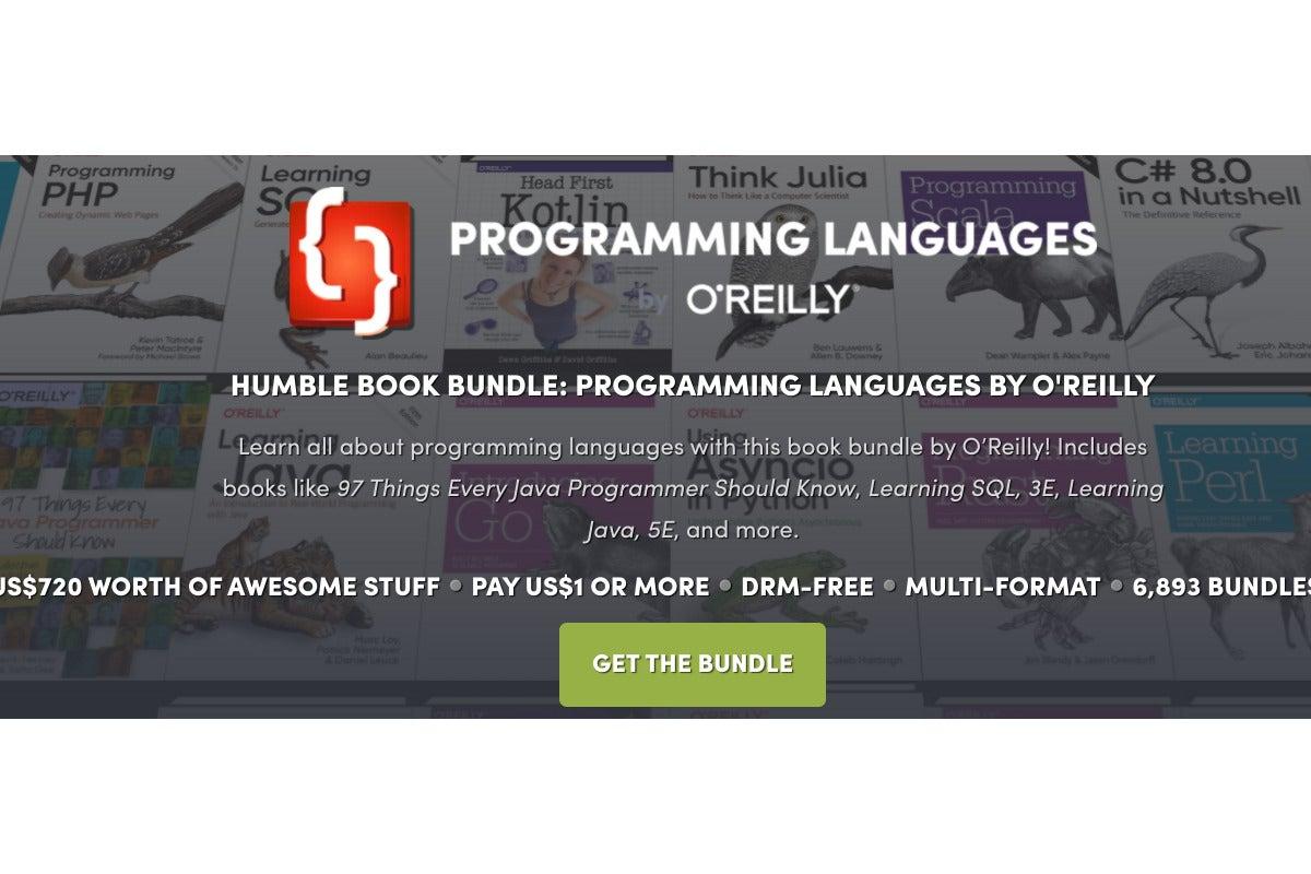 oreillyprogramminglanguagesbundle