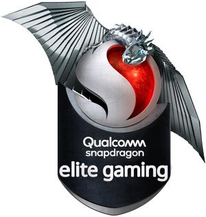 Qualcomm snapdragon elite gaming badge