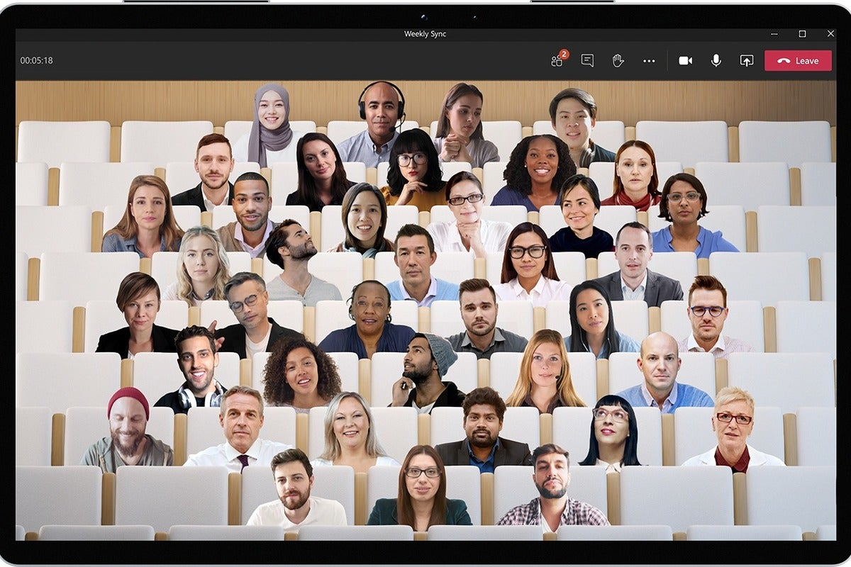 Microsoft steps up Teams: Finally, the next generation of remote conferencing