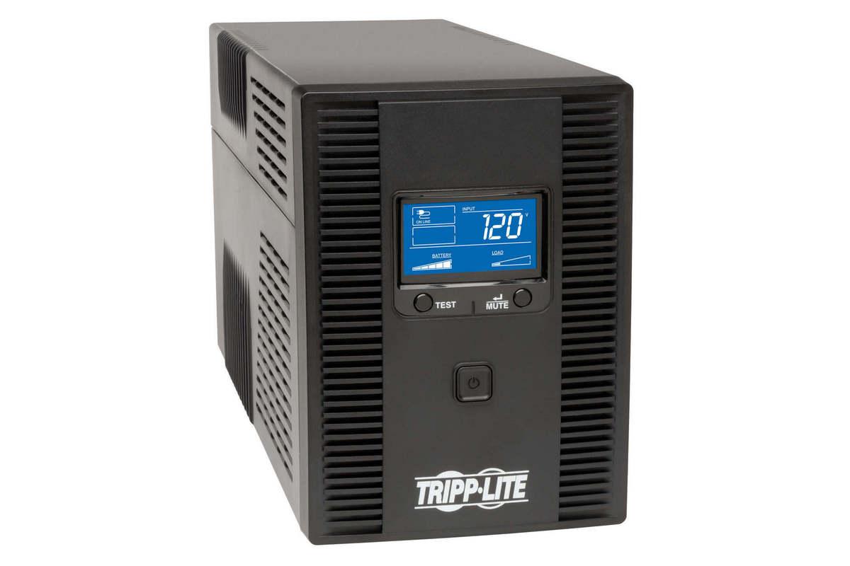 tripplite smart1500lcdt front 2xl