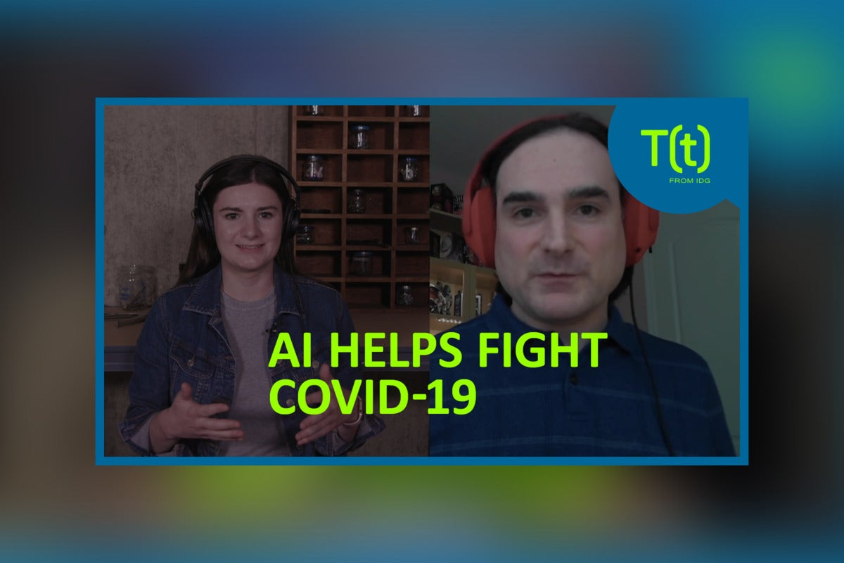 How AI helps scientists fight COVID-19