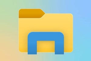 windows 10 file explorer icon big