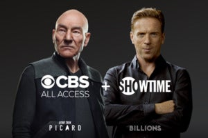 apple tv plus cbs all access and showtime bundle