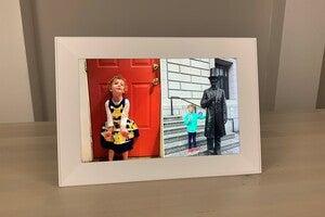 aura carver photo frame