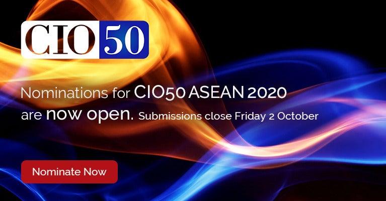CIO 50 Asean