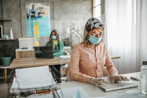 Return to the office: Organizational resiliency and the new normal