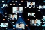 online meetings / virtual events / digital conferences / video conferencing / remote teams