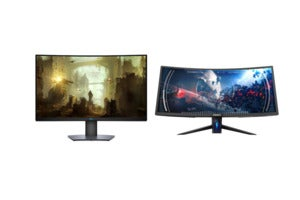 Huge, curved 1440p gaming monitors are going cheap today