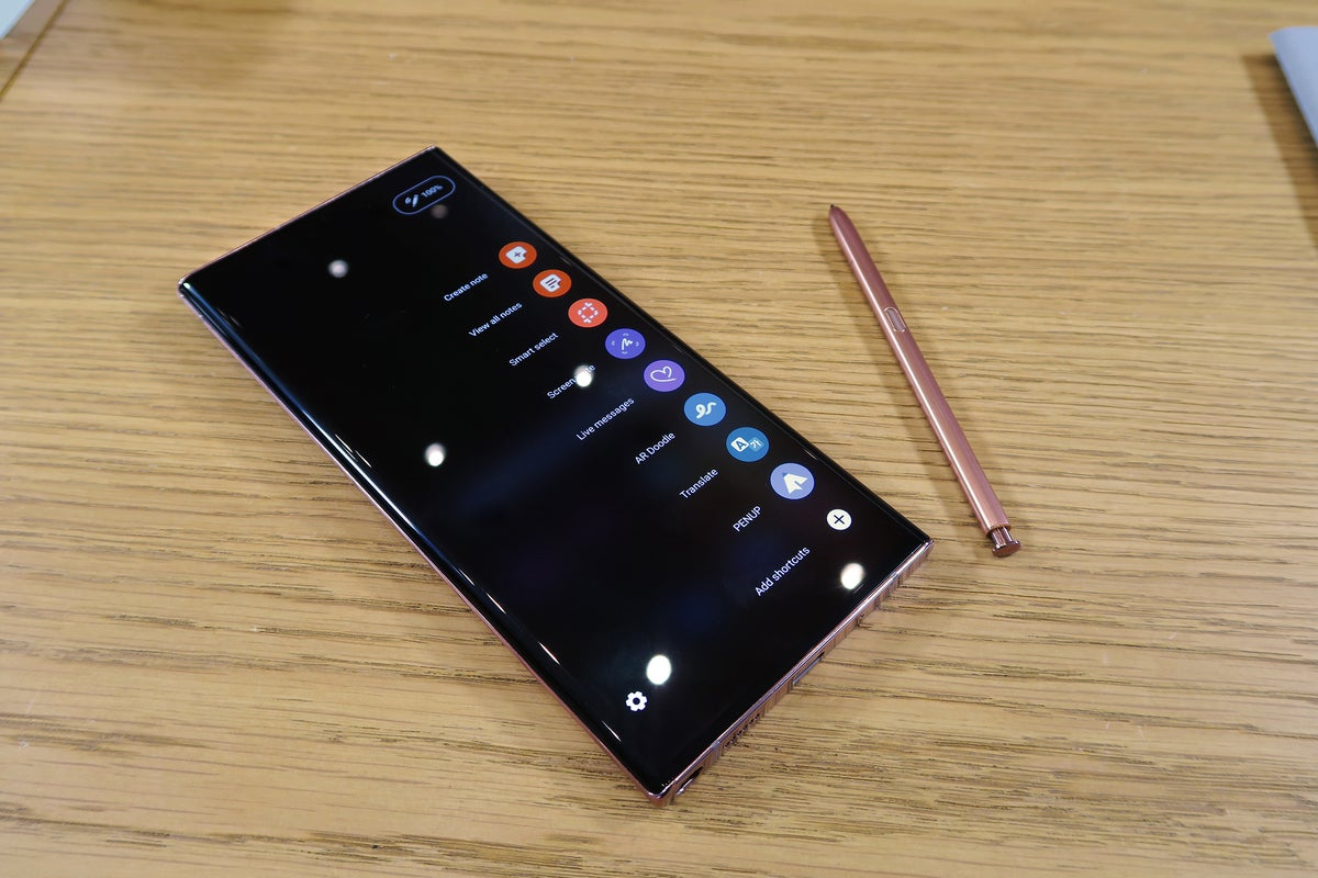 <p>Samsung all but Affirms the Note 20 will be the last Galaxy Note ever thumbnail