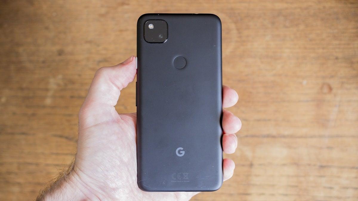 google pixel 4a 9