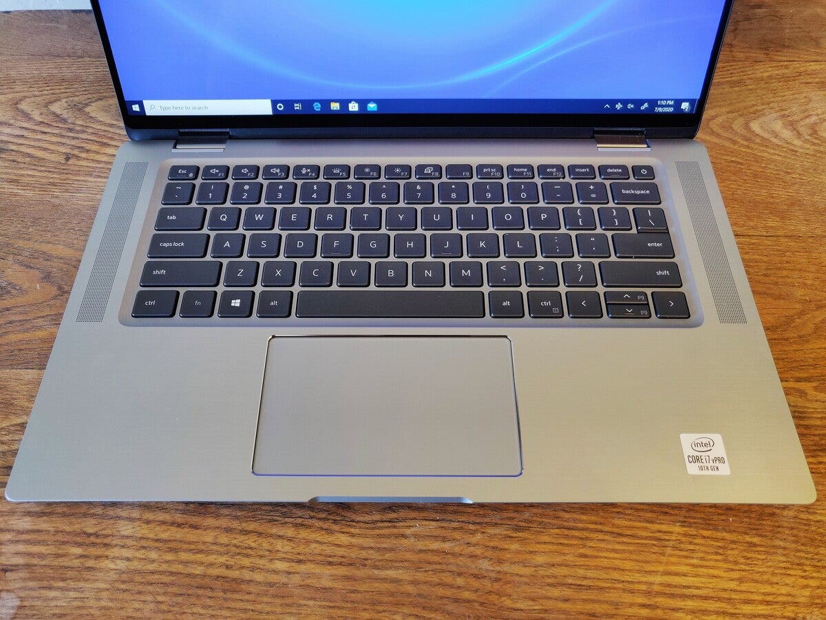 Dell Latitude 9510 keyboard
