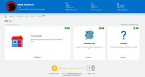 microsoft rewards dashboard newer