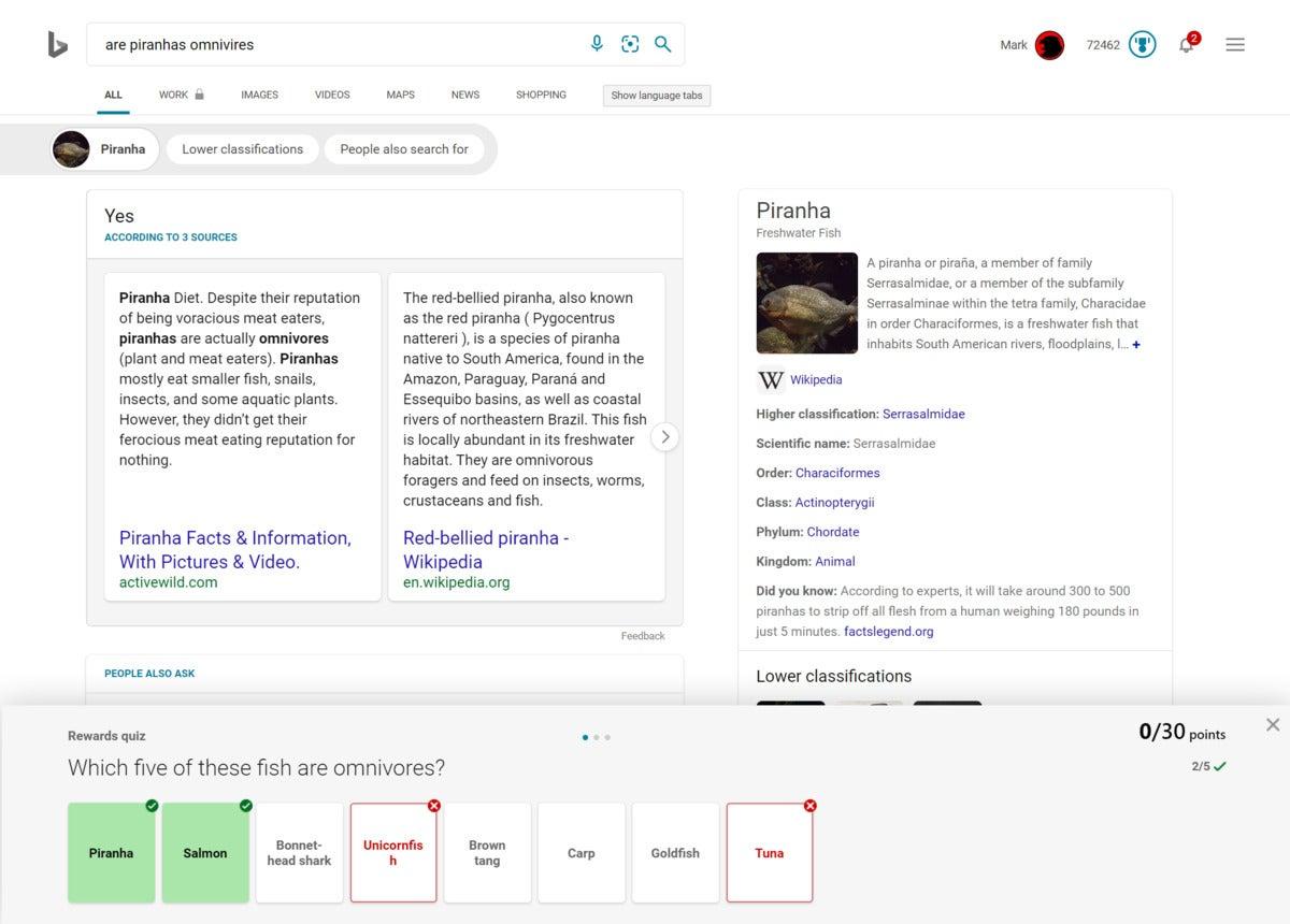 microsoft rewards quiz 1