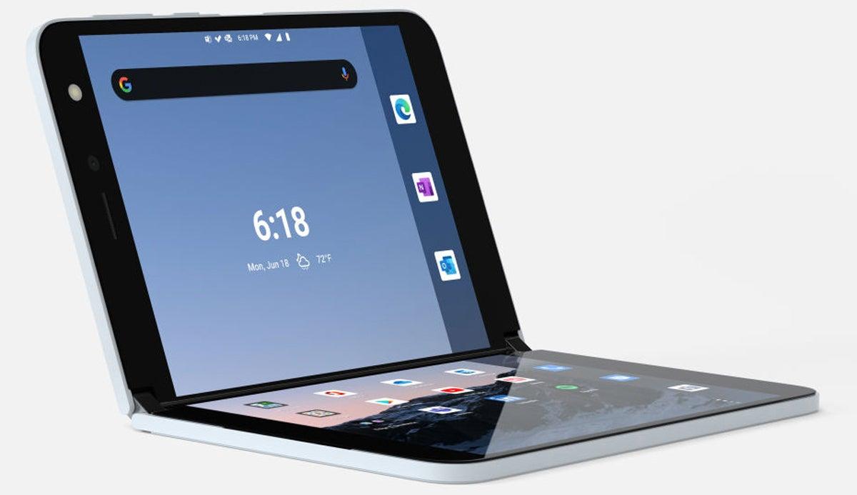 Modos Microsoft Surface Duo