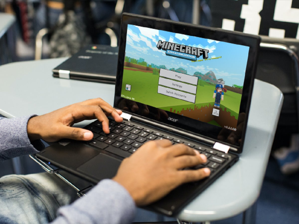 Minecraft: Education Edition can now run on Chromebooks PCWorld