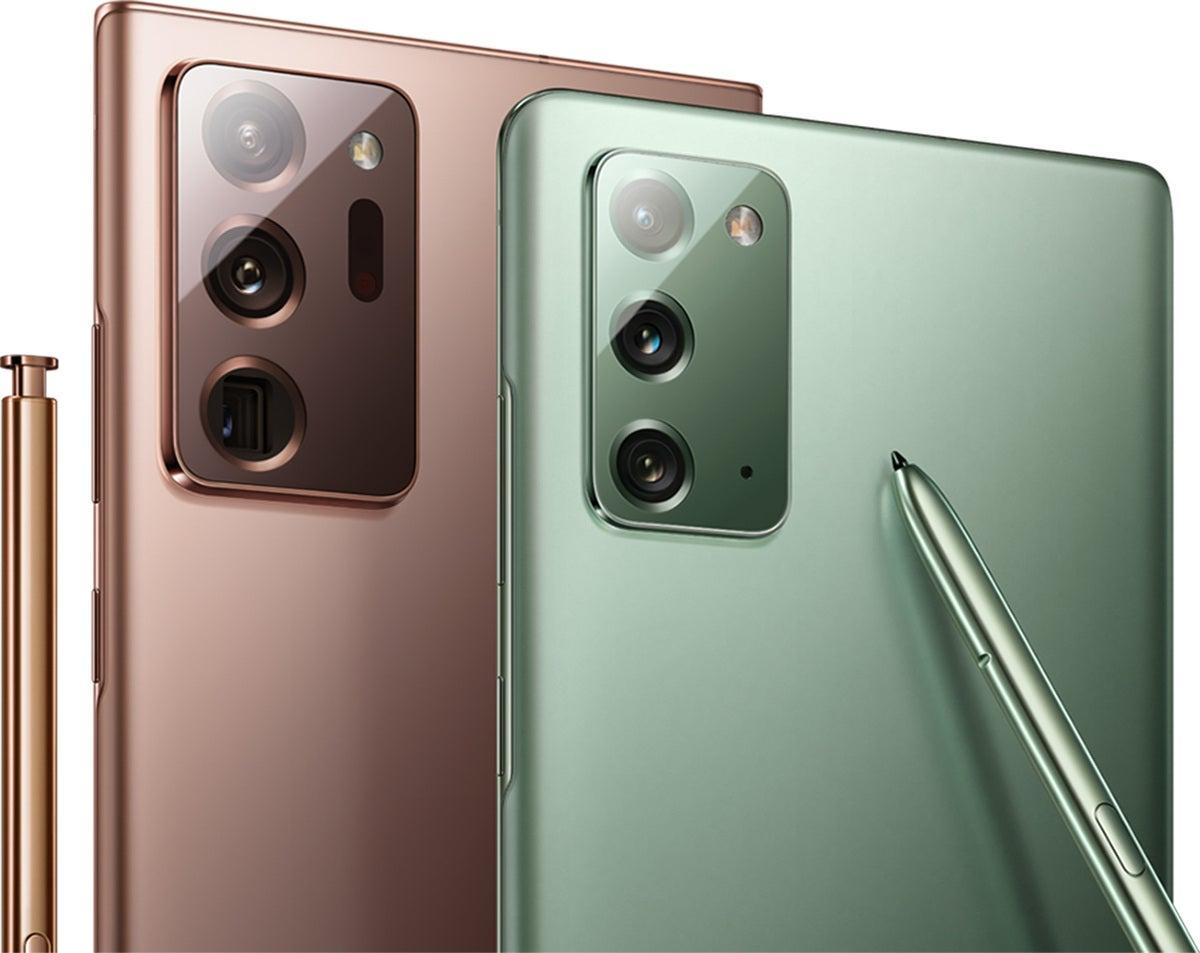 note 20 copper green