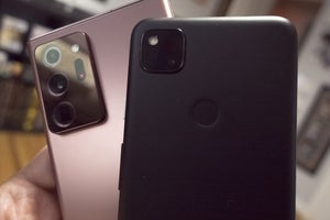 note 20 ultra pixel 4a cameras