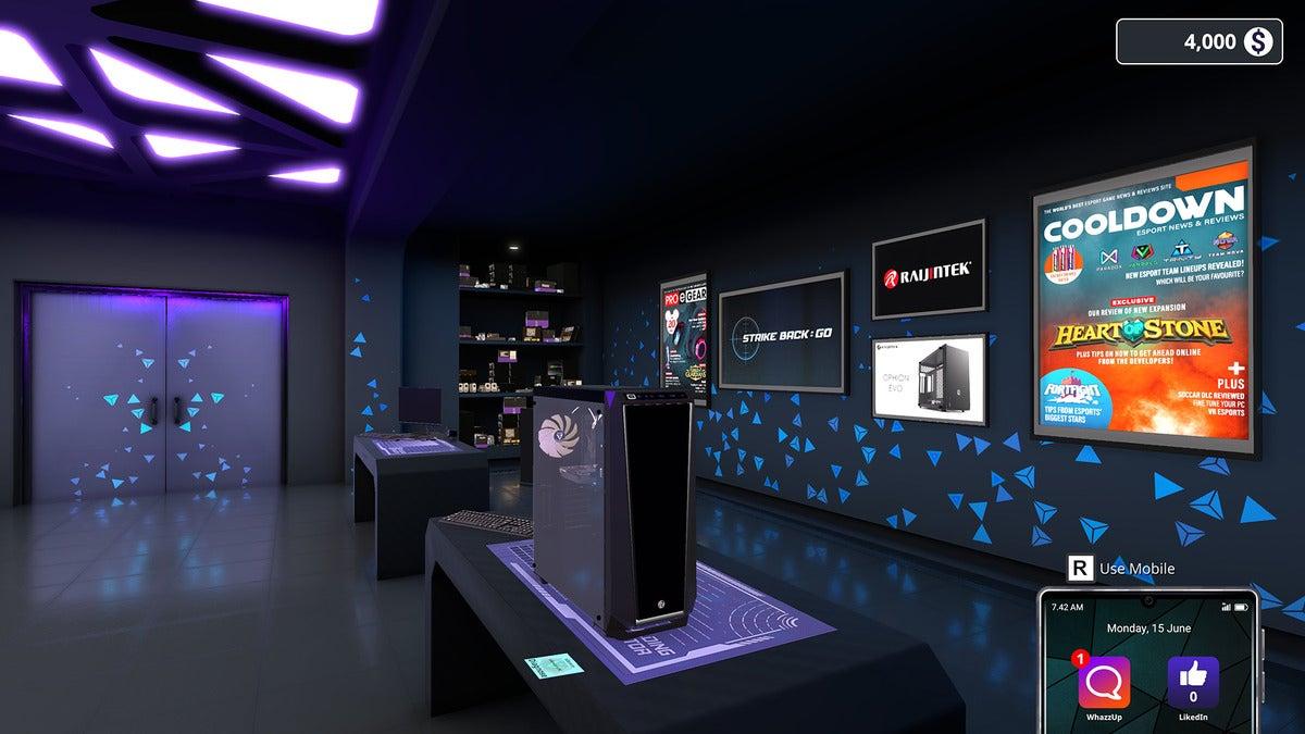 pc building sim esports expansion 6
