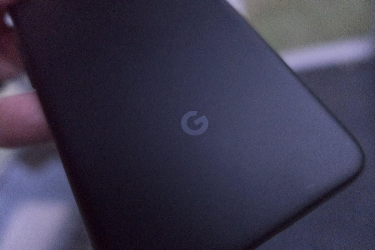 pixel 4a logo
