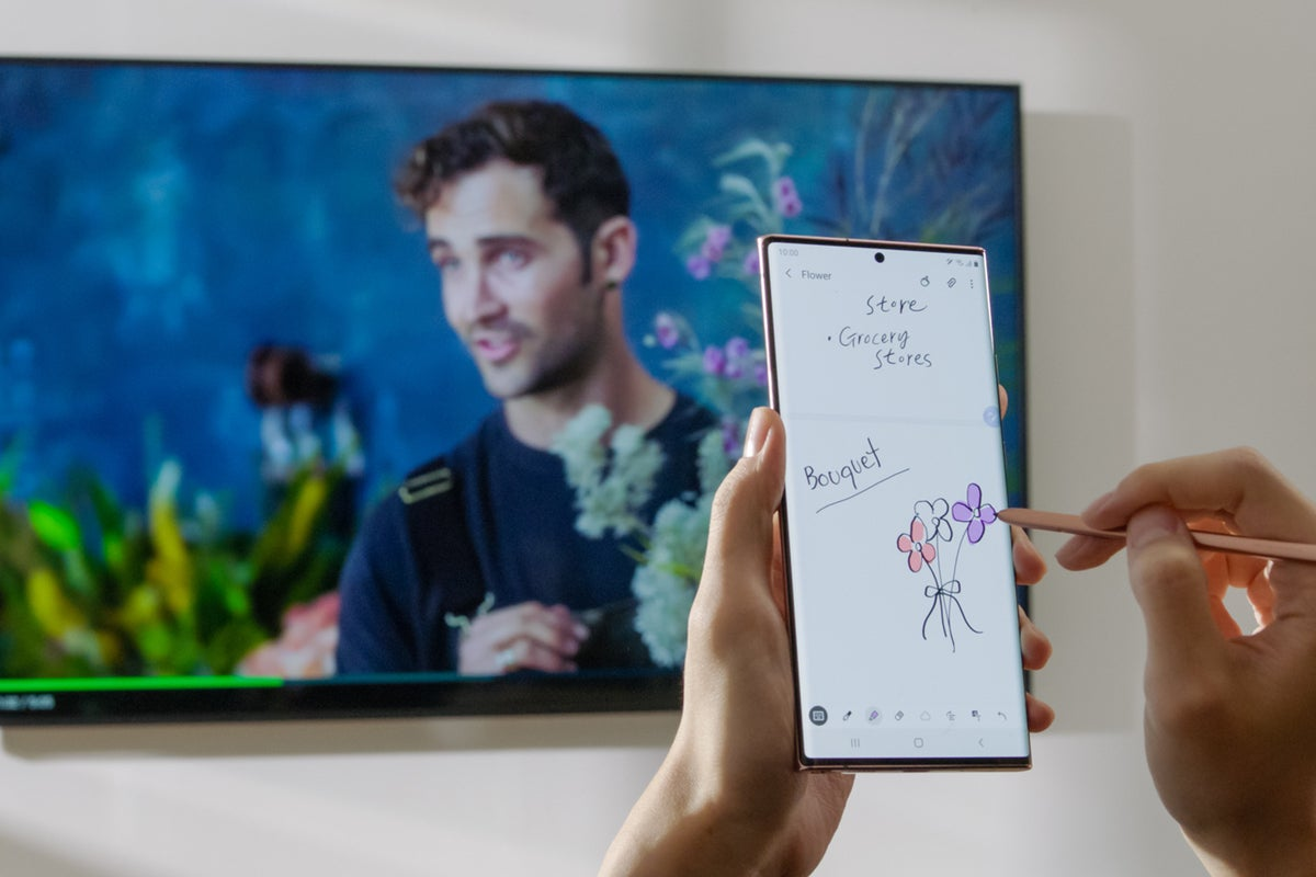 samsung note 20 ultra notes