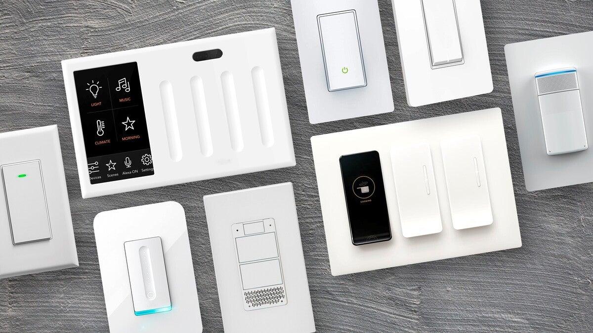 smart switch hub art